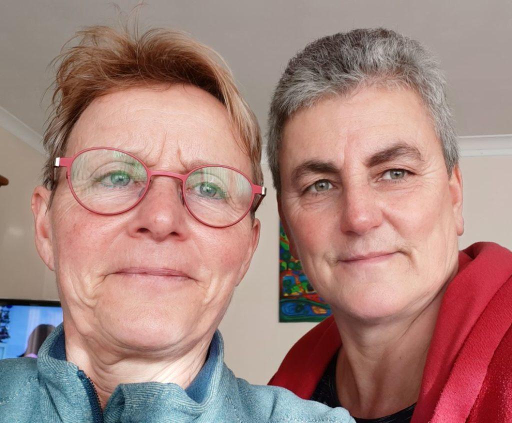 11. Suzy en Annik Vansteenkiste – Van Eynde